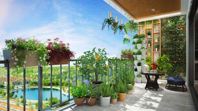 Chung cư Anland Premium tọa lạc gần trung tâm thương mại AEON Mall Hà Đông