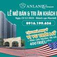 Lễ mở bán và tri ân khách hàng Anland Premium ngày 23/12/2018
