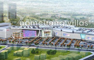Trung tâm thương mại AEON Mall Hà Đông tại Dương Nội