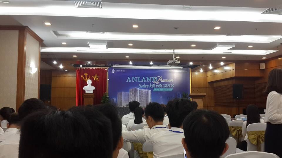 Kế hoạch ra hàng sản phẩm chung cư Anland Premium