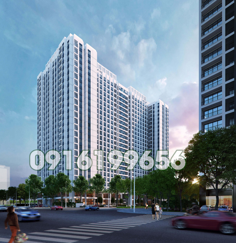 Hình ảnh tổng quan chung cư Anland Premium Dương Nội