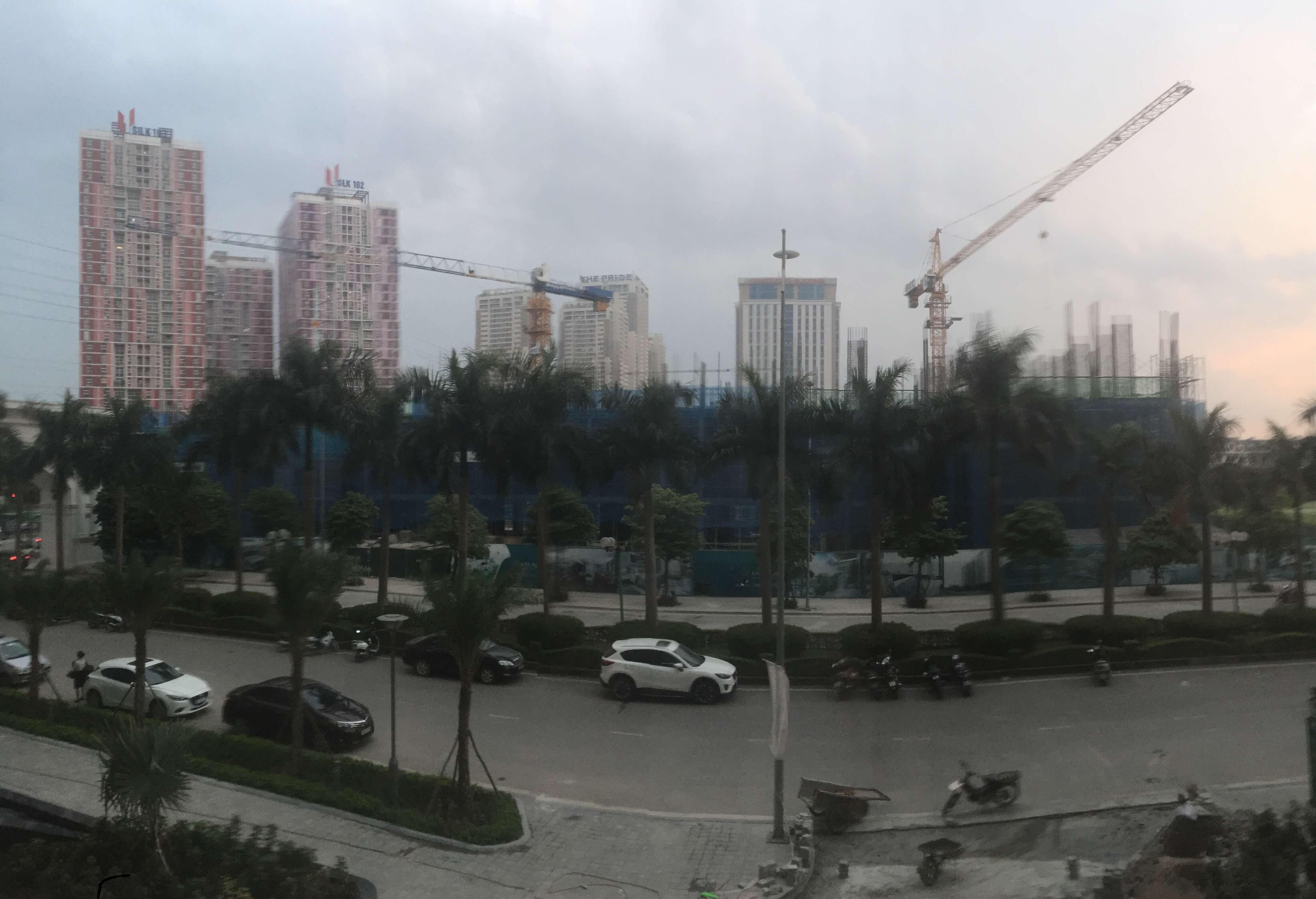 Tiến độ chung cư Anland Premium Dương Nội