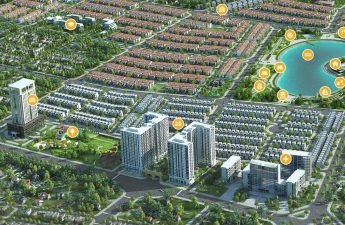 Tiện ích khu đô thị Dương Nội – Anland Premium (chung cư Anland 2)