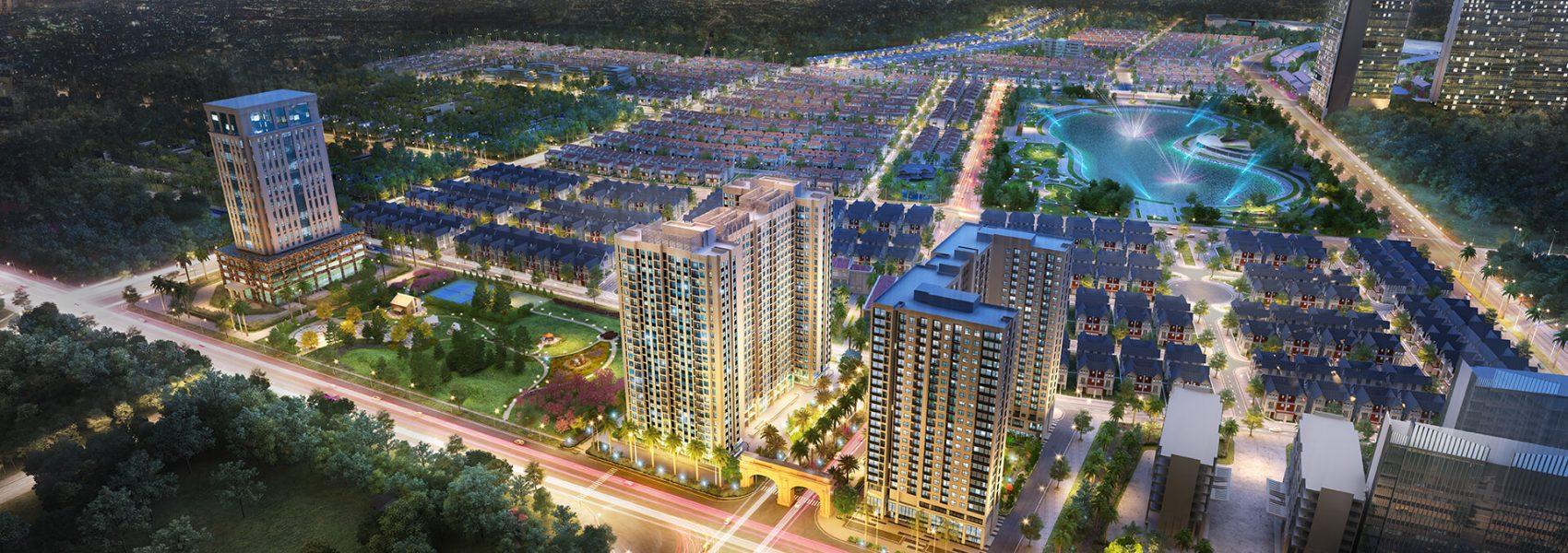 Tổng quan chung cư Anland Premium khu đô thị Dương Nội
