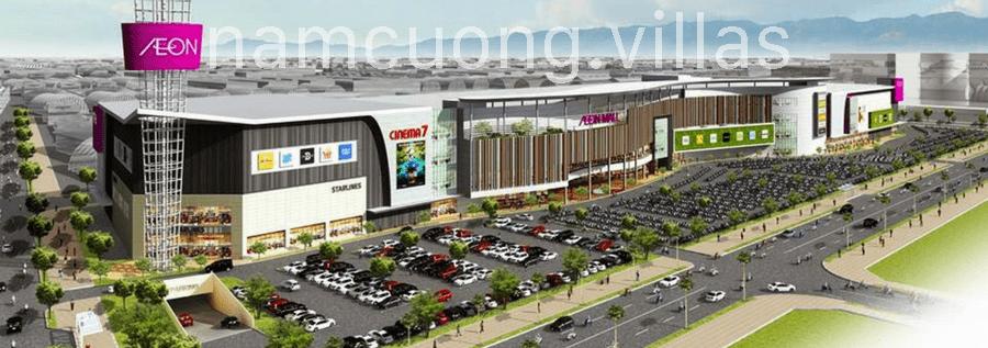 Trung tâm thương mại AEON Mall Hà Đông